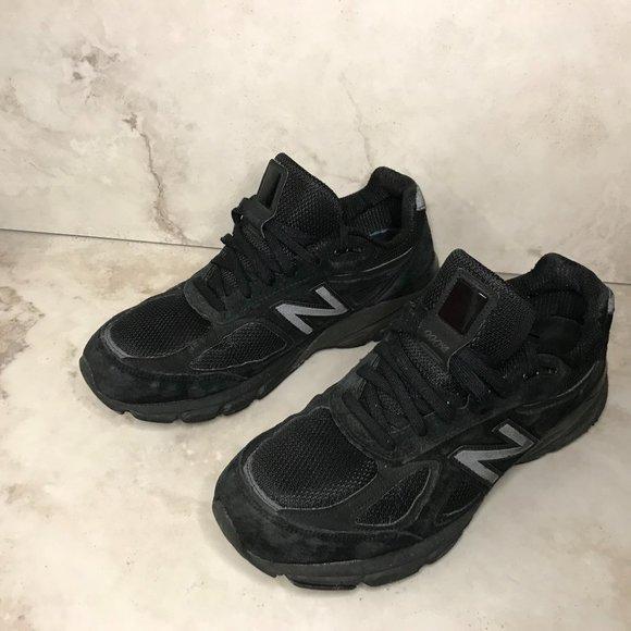 New Balance Shoes | 990v4 Kith Black